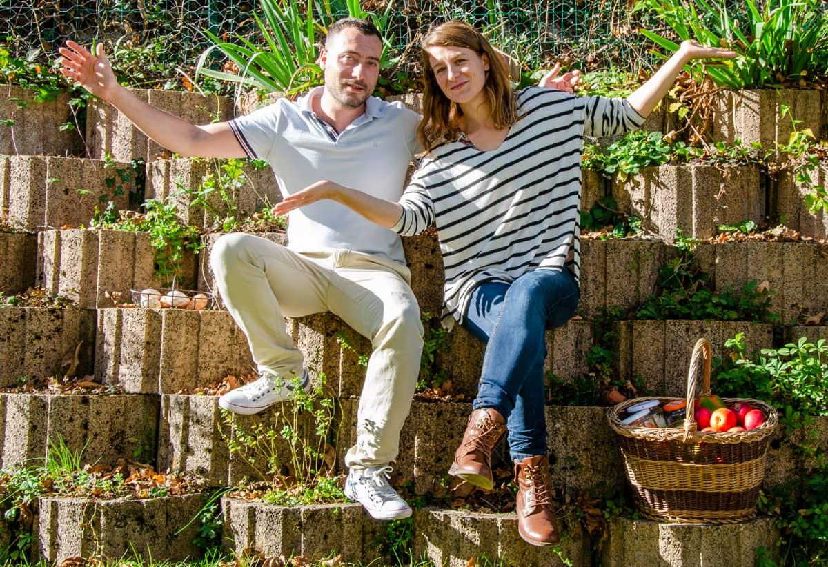 Yoann et Morgane de L'épic'ethik